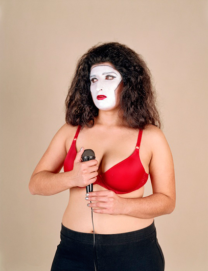 <p>Moving me with a sound. Opening me within a gesture. Roya Falahi as Maynard James Keenan as Peggy Bundy?</p>