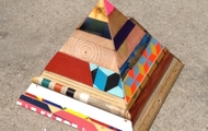 """<p style=""""text-align: center;""""><strong>Scrap Pyramid</strong></p> <p style=""""text-align: center;""""><strong>sold</strong></p>"""