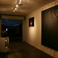 <p>Installation View of Eclipse at New Moon, Shangri-La, Joshua Tree, CA, 2011</p>