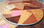 <p><strong>COMMISSION 6' DIAMETER TABLE </strong></p>
