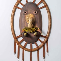 "<p style=""text-align: center;"">""<strong>Booger Man</strong>""</p>