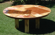 "<p style=""text-align: center;""><strong>COMMISSION: 6' DIAMETER TABLE </strong></p>"