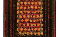 """<p><strong>TEMPLE BLOCKS  </strong>1997  48"""" x 24""""</p>"""