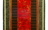 "<p><strong>OPIUM    </strong>1991   39"" x 21""</p>"
