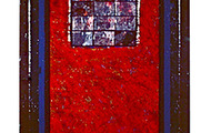"""<p><strong>OXIDE WINDOW </strong> 1987-88  48"""" x 24""""</p>"""