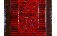 """<p><strong>GLASS FIELD</strong>  1988  79"""" x 36""""</p>"""