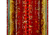 """<p><strong>SEEDLINES  </strong>1991  44"""" x 17""""</p>"""