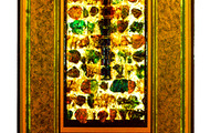 """<p><strong>GREEN GOLD</strong>  1998  48"""" x 24""""</p>"""