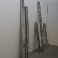 """<p>5 rods; 3' to 6' tall, 4"""" wide, 2"""" to 4"""" deep</p>"""