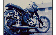<p><strong>My 1953 BSA 650</strong>&nbsp; (purchased in high school, 1959)</p>
