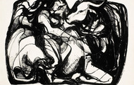 <p><em>Europa</em>, 1963, Lithograph on paper, 13 X 9 inches.</p>