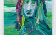 <p>Natalie of Chibougamau, Acrylic on Paper, 14 x 11 inches, 2014</p>