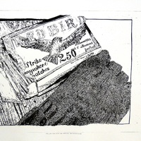 "<p align=""center"">Still life with mitts and matches (reconstruction)</p>