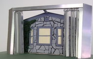"""<p style=""""text-align: left;"""">Model for<em> Curtain</em></p> <p style=""""text-align: left;"""">Position C</p>"""