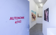 "<p><span>""Dithyrambic"" - Solo exhibition at Autonomie Projects, September 13, 2014 - October 4, 2014</span></p>"