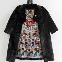 <p>Genevieve Gaignard<br /><em>Got You Covered</em>, 2018<br />48 x 40 inches</p>