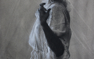 <p><em>'Accretion'</em></p>