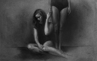 <p><em>'Gloaming'</em></p>